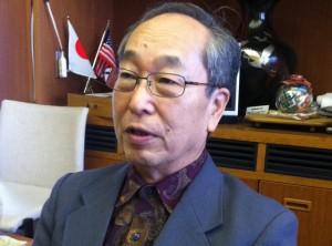 村西俊雄さん