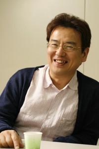 黒川創氏写真