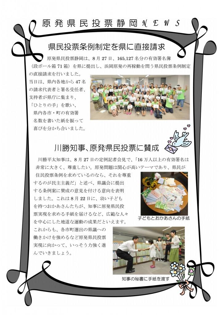 静岡県民投票News